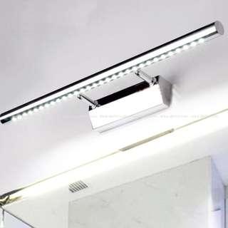 285 Stainless Steel LED Mirror Lamp For Bathroom