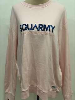 Squarmy Crew Neck