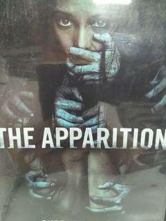 The apparition horror movie DVD