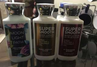 Bath and Body Work Lotion