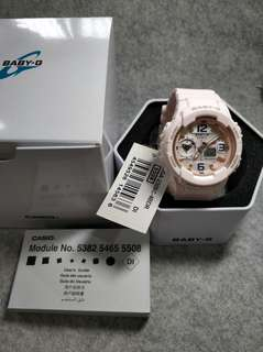 Casio Baby-G BGA-230SC-4BDR (BGA-230SC-4B / BGA-230SC-4 / BGA-230SC)