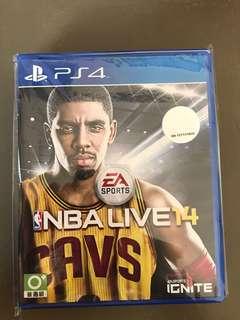 Ps4 NBA Live 14 Used