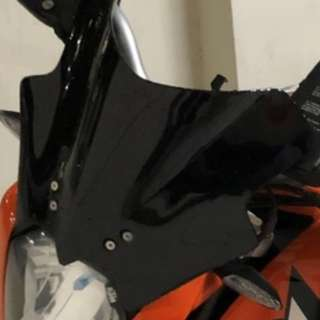 Fixed Price - New Windshield for KTM Duke 200
