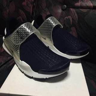 🚚 Nike  Sock Dart 深藍 襪子
