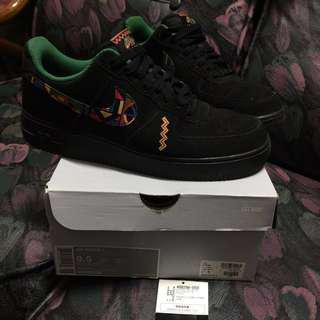 "🚚 Nike AIR FORCE 1 / One QS限量版""Urban Jungle Gym""尺寸9.5"
