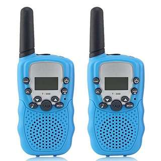 T-388 Walkie Talkie Blue!!