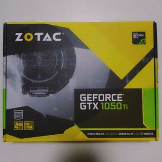 (PM!Cost Price Clear!)Zotac GTX 1050 Ti Mini