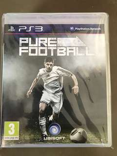 Ps3 Pure Football Used
