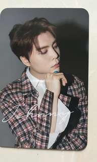 [trade] NCT 127 Johnny Chain PC