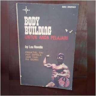 Buku binaraga body building