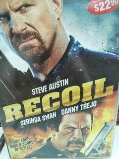 Recoil movie DVD