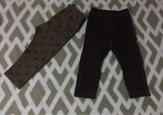 Uniqlo Baby Leggings