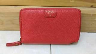 Dompet asli fossil preloved