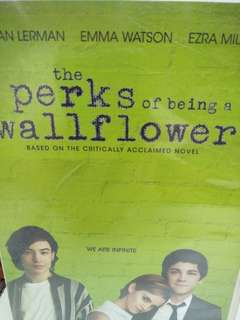 The perks of being a wallflower movie DVD
