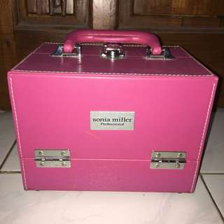 Beauty Case Pink Sonia Miller