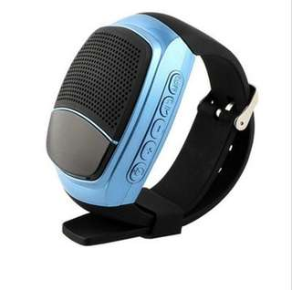 B90 watch Bluetooth sound box portable outdoor card audio mini phone