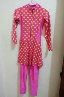 Baju renang anak wanita