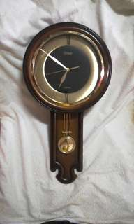 #winsb Vintage Highlands Pendulum Wall Clock