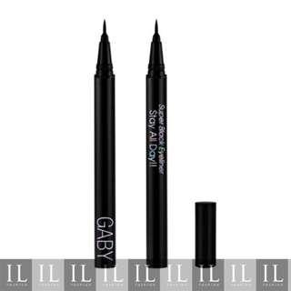 Gaby Cosmetics - Eye Liner Super Black Stay All Day