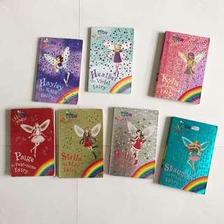 Assorted Rainbow Magic books