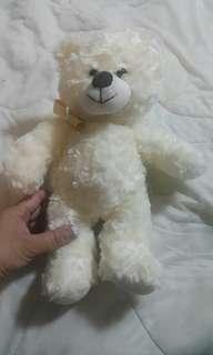 Bear + Giraffe Stuffed Toy Bundle