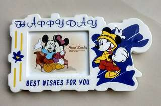 (NEW) Mickey Mouse Frame