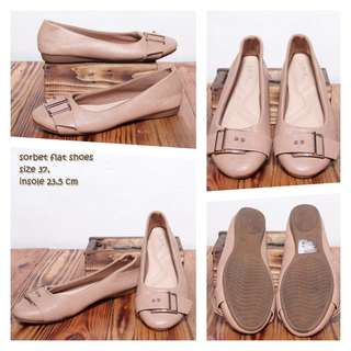 Sorbet Flat shoes