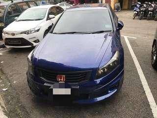 Sambung Bayar Honda Accord 2.0