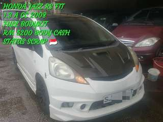 HONDA RS FIT 1.3