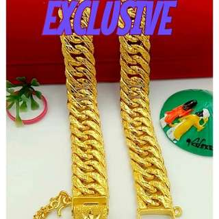 Gold bracelet woman (New 916)