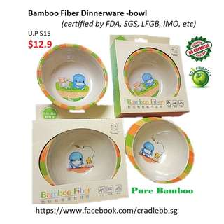 PureBamboo-toxicFREE, spoon, bowl, cup(FREE mailing)