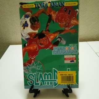 Komik Tora Aman - SlamDunk #14
