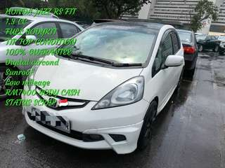 HONDA JAZZ RS FIT 1.3