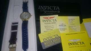Invicta Swiss watch..