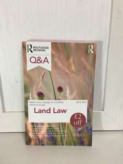 Routledge Land Law