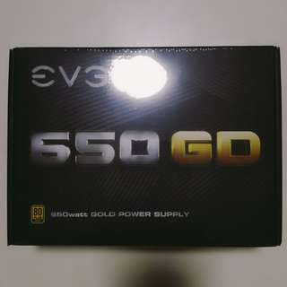 (In Stock)EVGA 650W GD 80+ Gold PSU