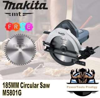 [NEW] MAKITA MT SERIES 7 INCH CIRCULAR SAW M5801G