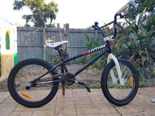 "RHYTHM kids BMX bike, 20"" wheels"