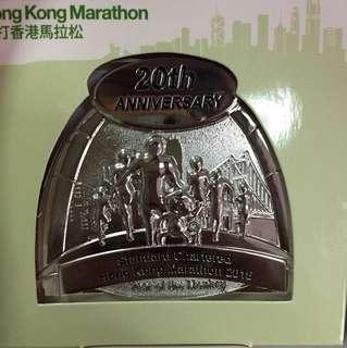 2016馬拉松紀念品