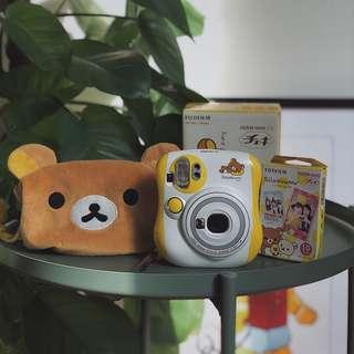Fujifilm Instax Mini 25 Rilakkuma