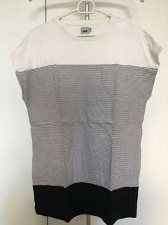 ASOS sleeveless tshirt