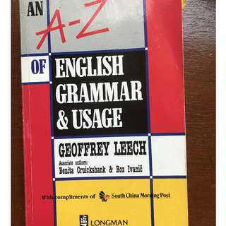 English Grammar & Usage (Longman) 英語語法和用法