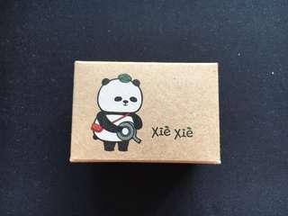 熊貓紙膠帶