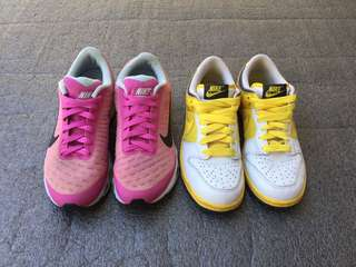Authentic Nike Airmax, Nike dunk low