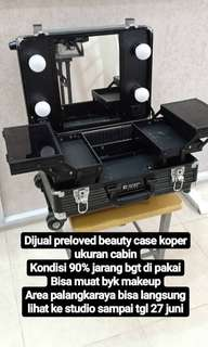 BEAUTY CASE KOPER LAMPU