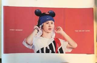 iKON B.I韓站Stay True 2017 Cheering Slogan