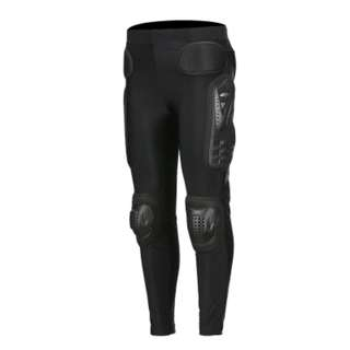 off road riding protection bottom shorts pants protection mountain bike trail armoured knee waist