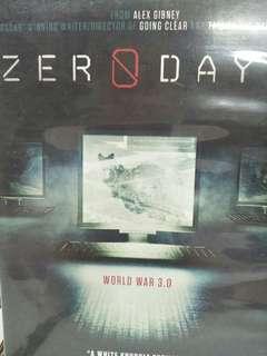 Zero days movie DVD