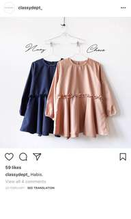 Classydept Choco Top