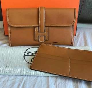 Bnew Hermes Jige duo wallet